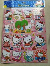 Hello Kitty Stickers plus others