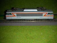 Roco  ho  locomotive  Electrique BB 7201 avec eclairage - SNCF HO  (lire descrip