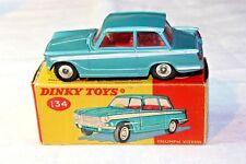 Dinky 134 Triumph Vitesse, Mint Condition in Good Original Box