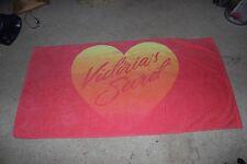 Pink Victoria's Secret Towel