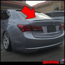 SpoilerKing (244L) Rear Trunk Lip Spoiler Wing (Fits: Acura TLX 2015-on)