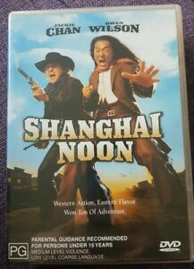 Shanghai Noon (DVD, 2000)