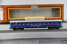 Liliput H0 83303 Schürzenwagen Blauer Enzian 3. Kl. der DB OVP (LZ3320)
