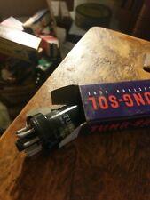 Tung-Sol Vacuum Tube Nos Box 12Sk7 Radio Tube Guaranteed