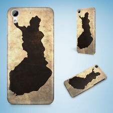 FINLAND NATIONAL COUNTRY HARD CASE COVER FOR HTC ONE M7 M8 M9 M9+