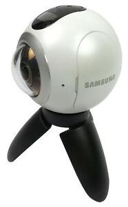 Samsung SM-C200 Galaxy Gear 360 Bluetooth Action Dual Lens VR Camera