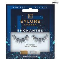Eylure Enchanted Stargazer Limited Edition False Eyelashes Reusable lashes+ Glue