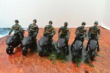 Action Figure Weapon Motorcycle Custom Lot Lanard Vehicle GI Joe 3 3/4 3.75 1/18