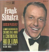 FRANK SINATRA EP Spain 1964 Love is a many splendored thing +3