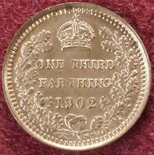 More details for gb third-farthing 1902 (e1904)