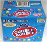 """850 ct. 1"""" Dubble Bubble Gumballs Bulk Candy Vending"""