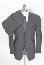 Canali Men's 100% Wool Regular Jacket Three Button Blazers & Sport Coats