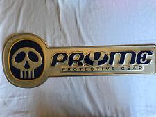 Pryme BMX Metal Sign