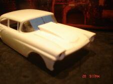 Revell 1/25 57 Ford Cowl  Hood Resin Cast