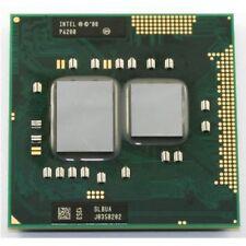 CPU Intel Pentium P6200 - SLBUA - 2.13ghz processore mobile portatili notebook