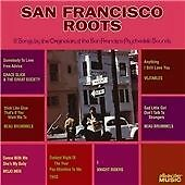 San Francisco Roots, Various Artists, Good Used CD