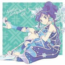 [CD] Smartphone App Aikatsu! Photo on Stage!! AIKATSU SCRAPBOOK 03 NEW