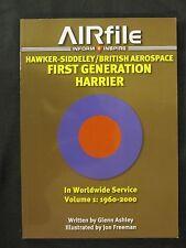 Hawker-Siddeley/British Aerospace First Generation Harrier in worldwide service