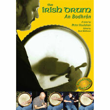More details for the irish drum - an bodhrán book and cd : peter houlahan and dave mallinson