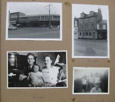 More details for social history vintage photograph album 300+ photos c1930-1950s family topo etc
