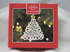 Lenox Pierced Tree Ornament 867985 (Brand New In Original Lenox Box)