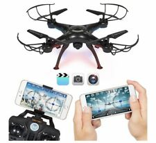 4-Channel 2.4G 6-Axis Gyro RC Quadcopter Drone w/ 2MP Wifi Camera
