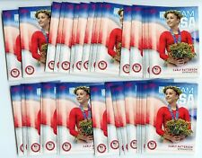Lot of 90 2016 Topps Olympic #65 Carly Patterson Base Cards!!! (Gymnastics)