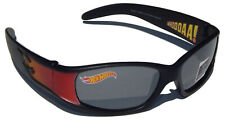 HOT WHEELS MATTEL Boys 100% UV Shatter Resistant Wrap-Style Sunglasses NWT