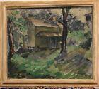 George Waller Parker Oil On Canvas  Signed Framed 1932