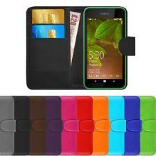 Unifarbene Taschen mit Kartenfach für Nokia