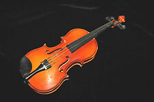 Vintage Wood Child Violin Made In Reghin, Romania for Atelier CONSTANTIN POPESCU