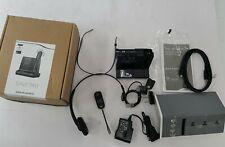 NEW Plantronics 84001-01 Savi W740 Convertible Office Wireless Cordless Headset