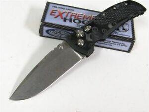 "Hogue 34159 EX-01 G-10 Tactical 4"" Drop Point Knife"