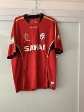 Reebok Adelaide United 2008 - 2009 Home Hyundai A-league Size XL