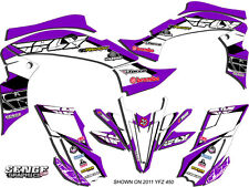 RAPTOR 660 RAPTOR660 YAMAHA GRAPHICS KIT DECO STICKERS ATV QUAD 4 WHEELER FOUR