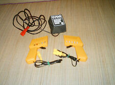 Tyco u-turn chase speed controls and power pack 1983.