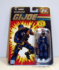 G.I Joe Cobra The Enemy Silver Foil Mint/ Ex Card 25th Free Ship w/ Pro Packing