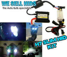 H7 6000K HID XENON CONVERSION KIT FOR YAMAHA R1 R6 YZF R1200RT BMW