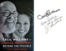 Cecil Williams / Mirikitani SIGNED~Beyond the Possible~1st/1st+Photos ~ Glide