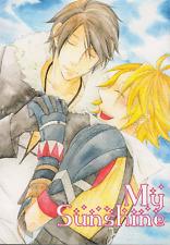 Final Fantasy Dissidia 8 Viii 10 X doujinshi Squall x Tidus My Sunshine Usui Tom