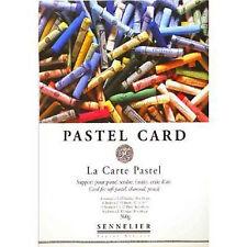 Sennelier La Carte Pastel Card Pad - 16 x 24cm