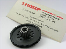 Vintage THORP Dirt Burners 4925 Tamiya King Cab Astute UNDERDRIVE Counter Gear !