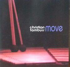 Christian Tamburr: Move   CD  LIKE NEW  DB1951
