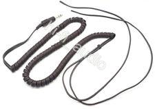 KOSS Hi-fi premium coil cable 6.3mm 6.5mm studio headphones pure copper OFC 7N