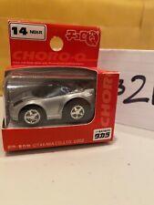TAKARA CHORO Q PENNY RACERS Honda NSX Type R no.14 Brand New
