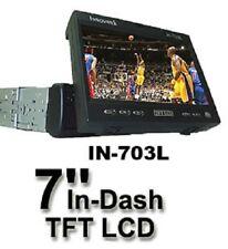 """INNOVATEK IN-703L AUTO TFT Active Matrix Mobile LCD 7"""" DVD Car Screen"""