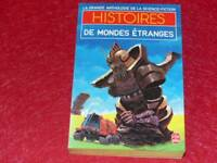 [BIBLIOTHEQUE H. & P.-J. OSWALD] HISTOIRES MONDES ETRANGES COLL. GASF SF 1984 EO
