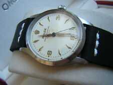 Rare Rolex Deep Sea oyster perpetual  Ref 6532 Red sign from 1955  Wristwatch