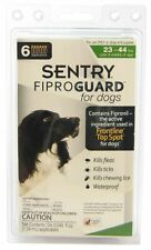 LM Sentry FiproGuard for Dogs Dogs 23-44 lbs (6 Doses)