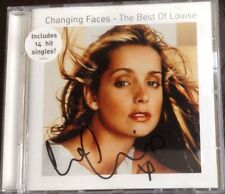Louise - Changing Faces - The Best of Louise Redknapp - Hand signed CD - Eternal